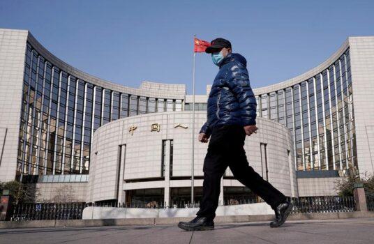 Китай увеличивает объем кредитования микро- и малых предприятий